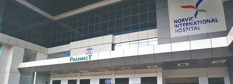 Gross negligence at Norvic Hospital